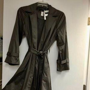 Jones New York Collection Full Length Trench Coat